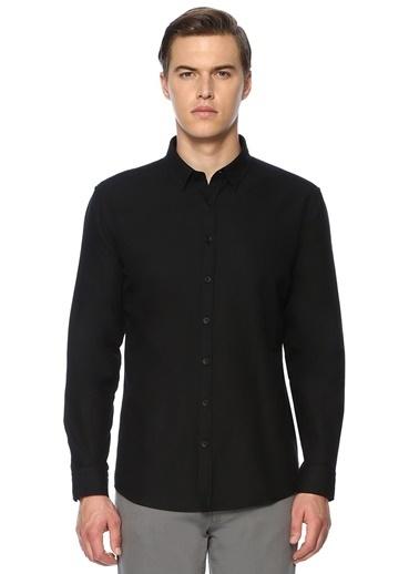 George Hogg Gömlek Siyah